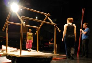 """""""Our House"""", the co-production of Ishyo Arts Centre and Helios Theatre"""